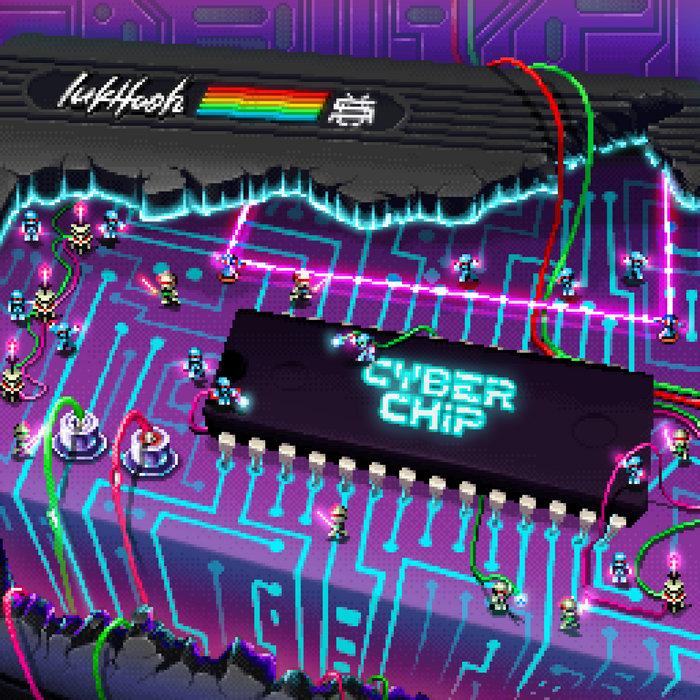 Album CyberChip by LukHash gratis