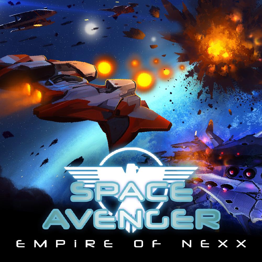 """Space Avenger: Empire of Nexx"" (Nintendo Switch) zum Bestpreis im Nintendo eShop"