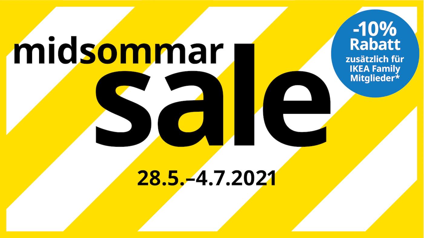 [IKEA] -10% auf Artikel aus dem Midsommar Sale