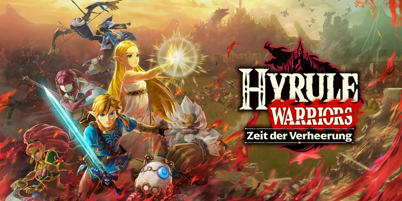 Hyrule Warriors: Age of Calamity (Season Pass) gratis im europäischen eShop (nur auf Konsole) schnell sein dürfte sich um Fehler handeln
