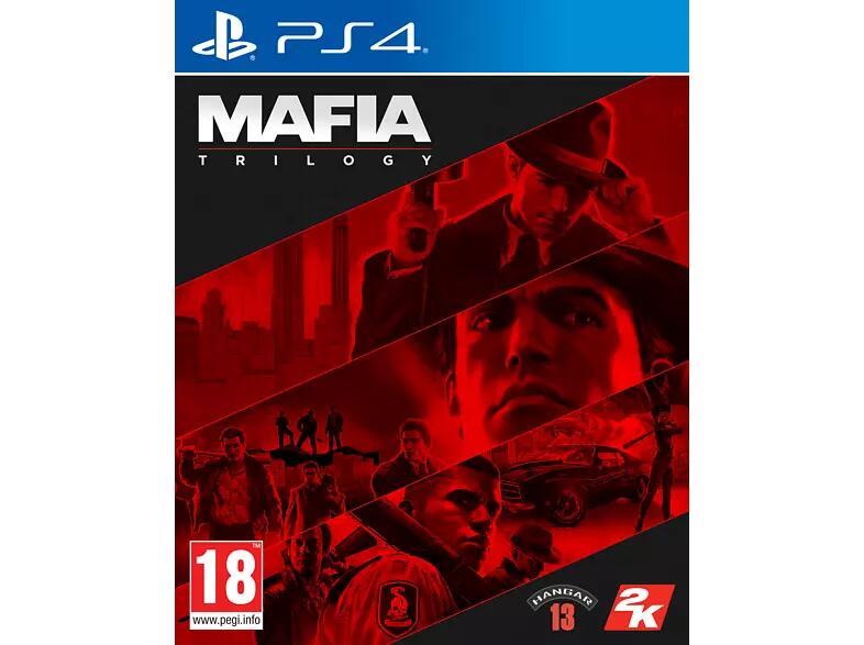 Mafia Trilogy XBOX ONE / PS4 (w00t)
