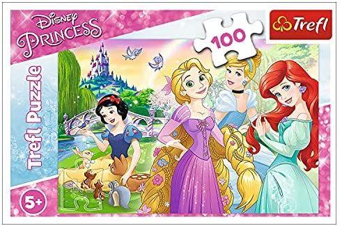 Trefl Puzzle Disney Prinzessinnen 100 Teile (5+)