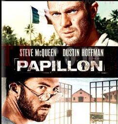 """""""Papillon"""" mit Steve McQueen und Dustin Hoffman, als gratis Stream oder zum Herunterladen von ARTE (IMDB 8.0)"""