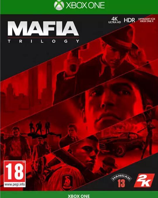 """""""Mafia Trilogy"""" (Xbox One) zum Spitzelpreis bei Media Markt mit allen Titeln der Familie ;)"""