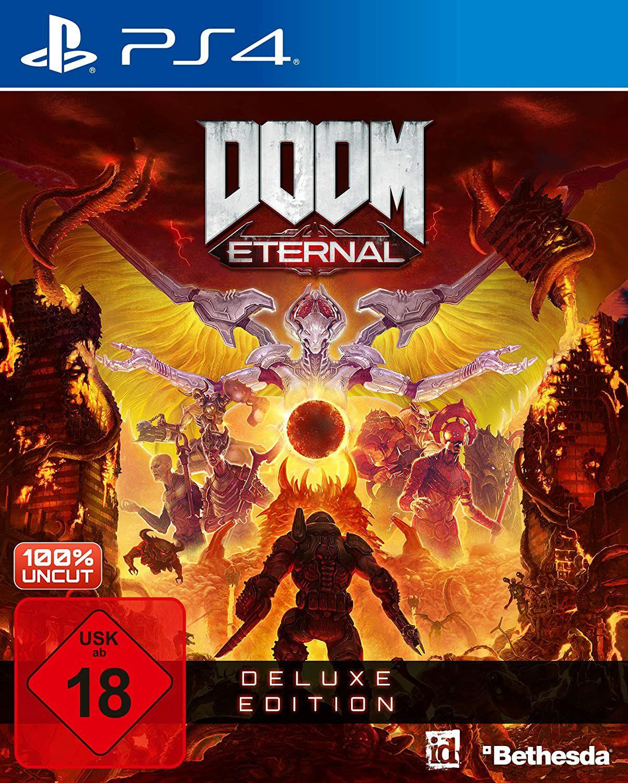 Doom Eternal Deluxe Edition für die PS4