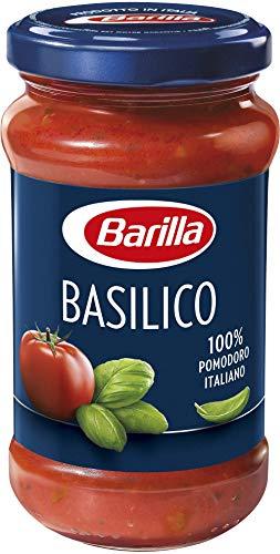 12x 200g Barilla Pastasauce Basilico