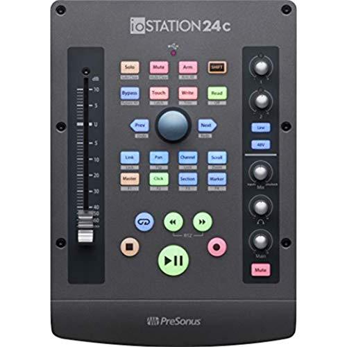 PreSonus ioStation 24c USB-C 2x2 Audio Interface mit Softwarepaket
