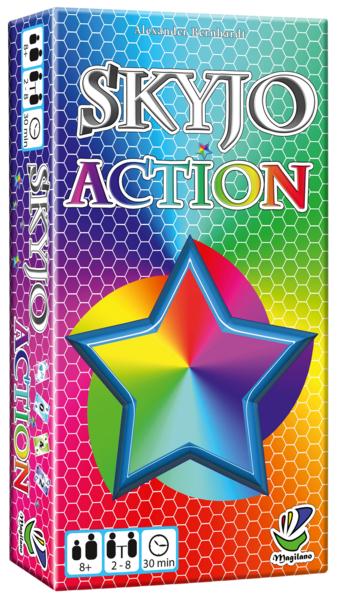 Skyjo Action - Kartenspiel