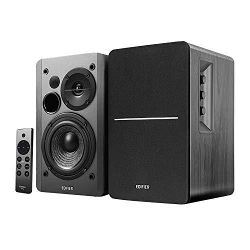 (Blitzangebot) Edifier R1280DBs Aktive Bluetooth Lautsprecher 2.0 (Schwarz oder Holz)