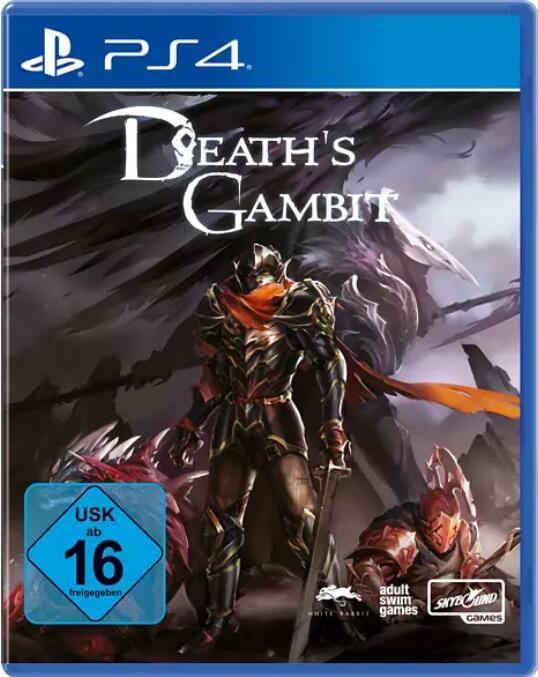 Death's Gambit (PlayStation) ein Preis zum Sterben bei Media Markt