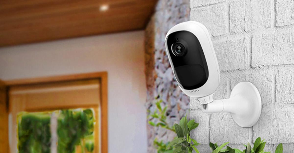 Reolink Argus Pro Kabellose Überwachungskamera
