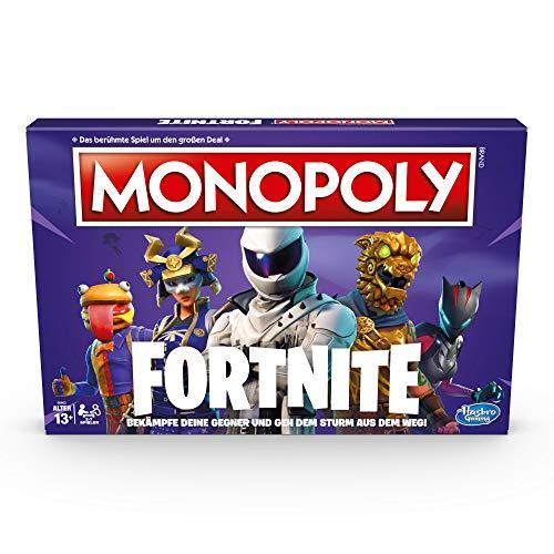 Hasbro Gaming Monopoly - Fortnite Edition
