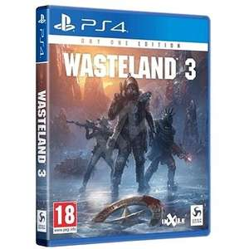 """""""Wasteland 3"""" (PlayStation) zum Bombenpreis beim Media Markt"""