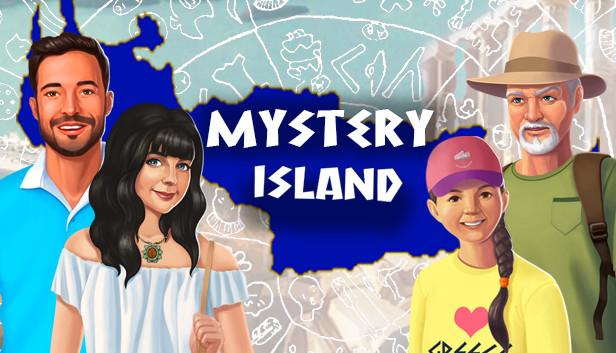 """""""Mystery Island - Hidden Object Games"""" (Windows / MAC PC) gratis auf Steam bis 4.Juni"""