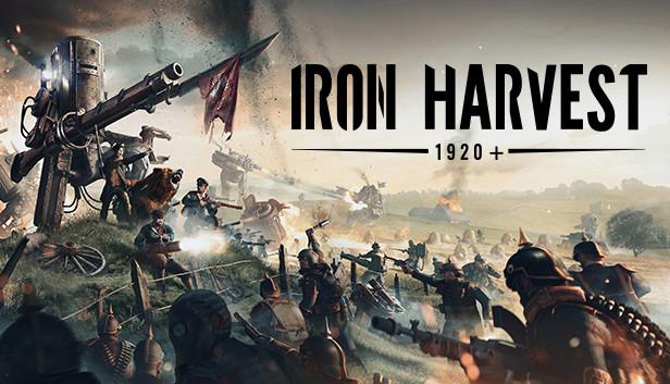 Iron Harvest [PC, Steam, FOD]