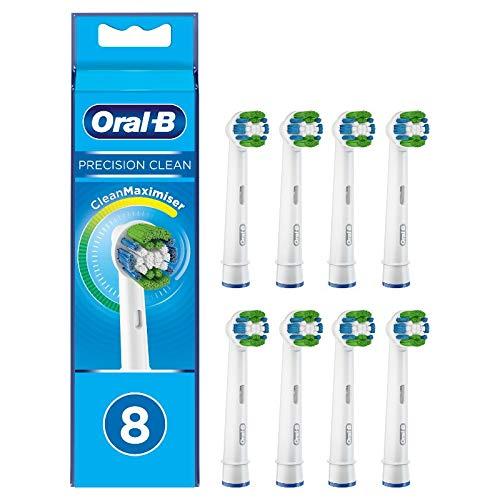 Oral-B Precision Clean Aufsteckbürsten 8x