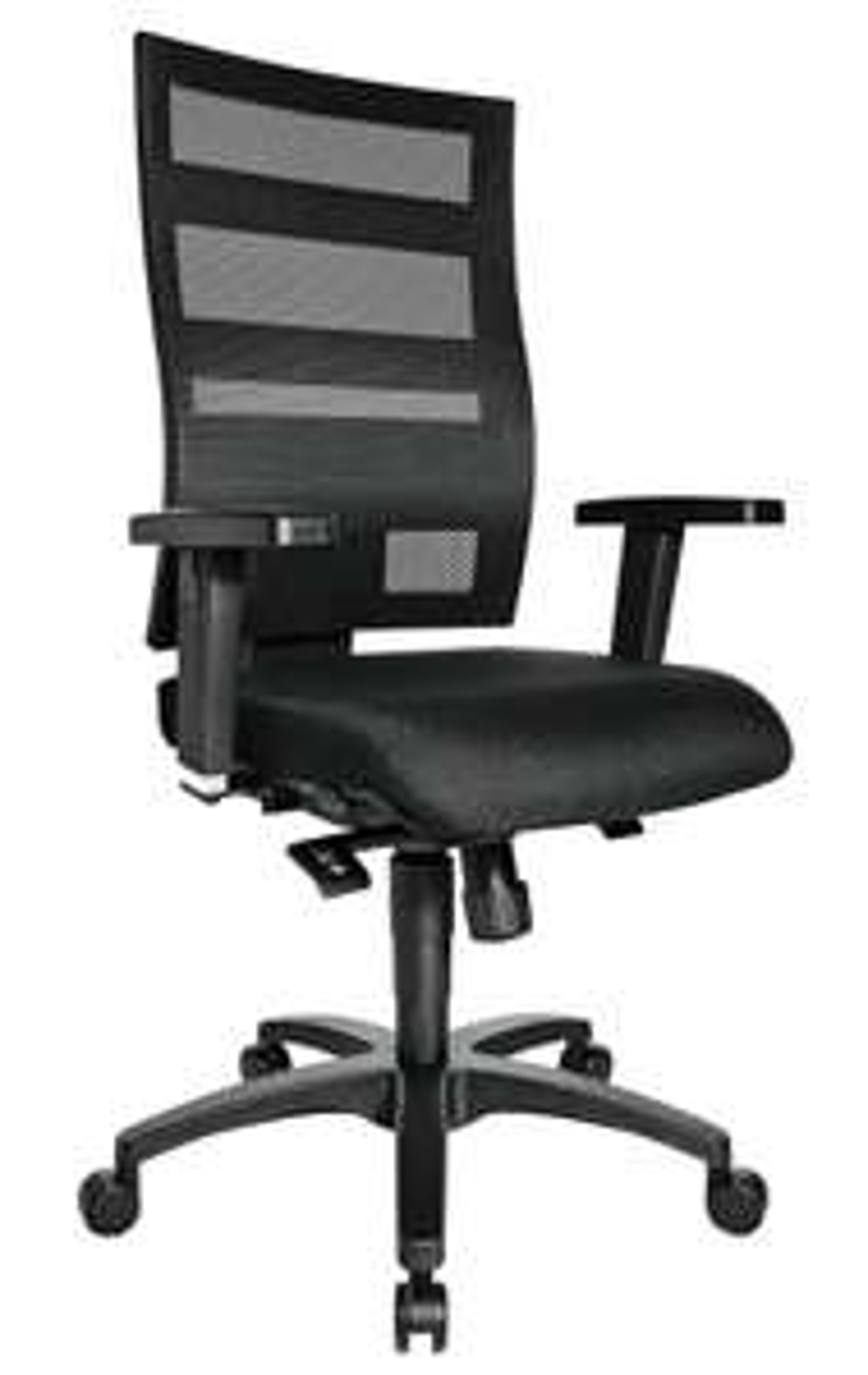 "Topstar ""X-Pander Plus"" ergonomischer Bürostuhl mit Body-Balance Tec-Gelenk"
