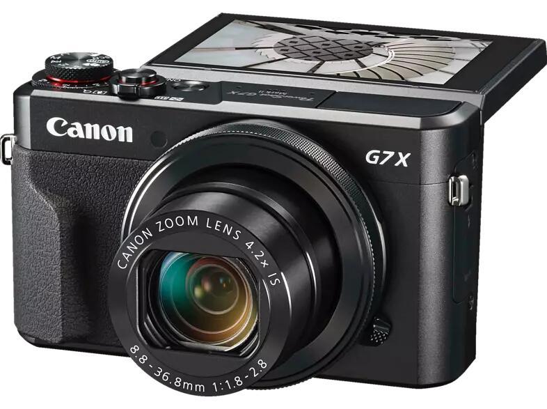 CANON Digitalkamera PowerShot G7 X Mark II, 20.1 Megapixel