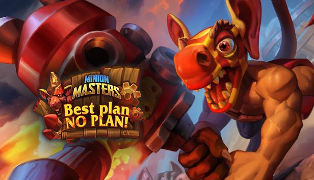 """""""Minion Masters - Scrat Infestation DLC"""" (Windows / MAC PC) gratis auf Steam"""