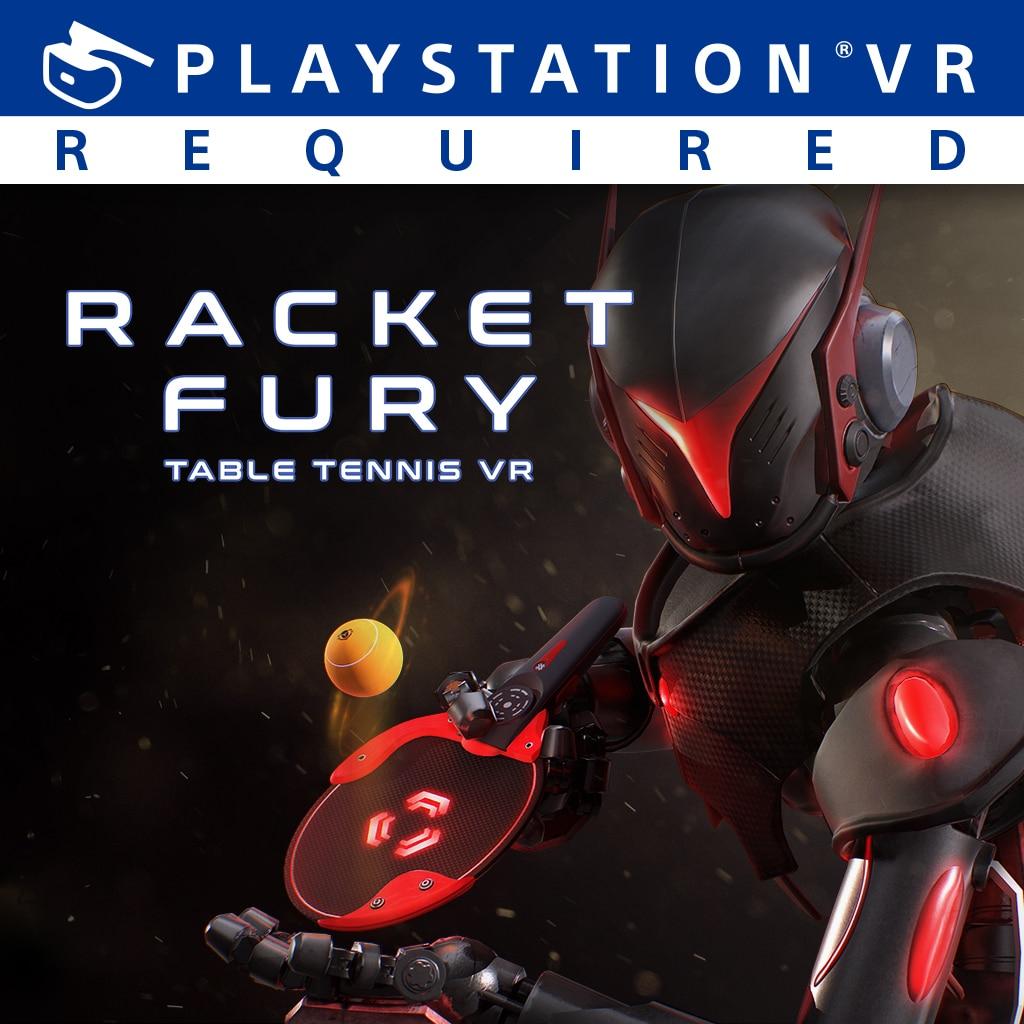 """Racket Fury: Table Tennis"" gratis mit PS Plus (PlayStation VR)"