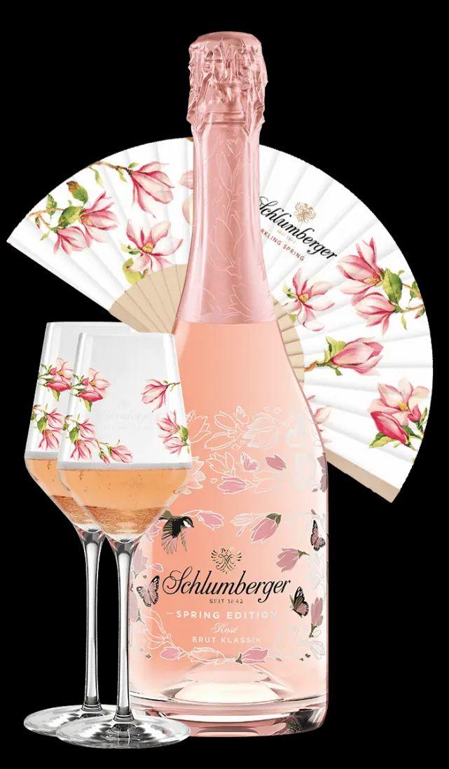 Schlumberger Rosé 1+1 gratis