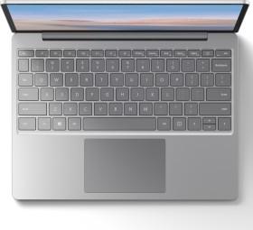 "Microsoft Surface Laptop ""Go Platin"" (i5, 8GB, 256SSD)"