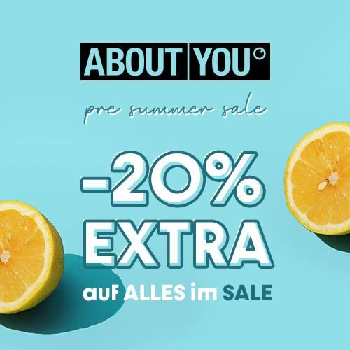 20% auf Sale bei Aboutyou
