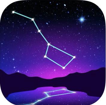 Starlight: Himmelskarte - Sterne und Sternbilder finden (iOS, kostenlos)