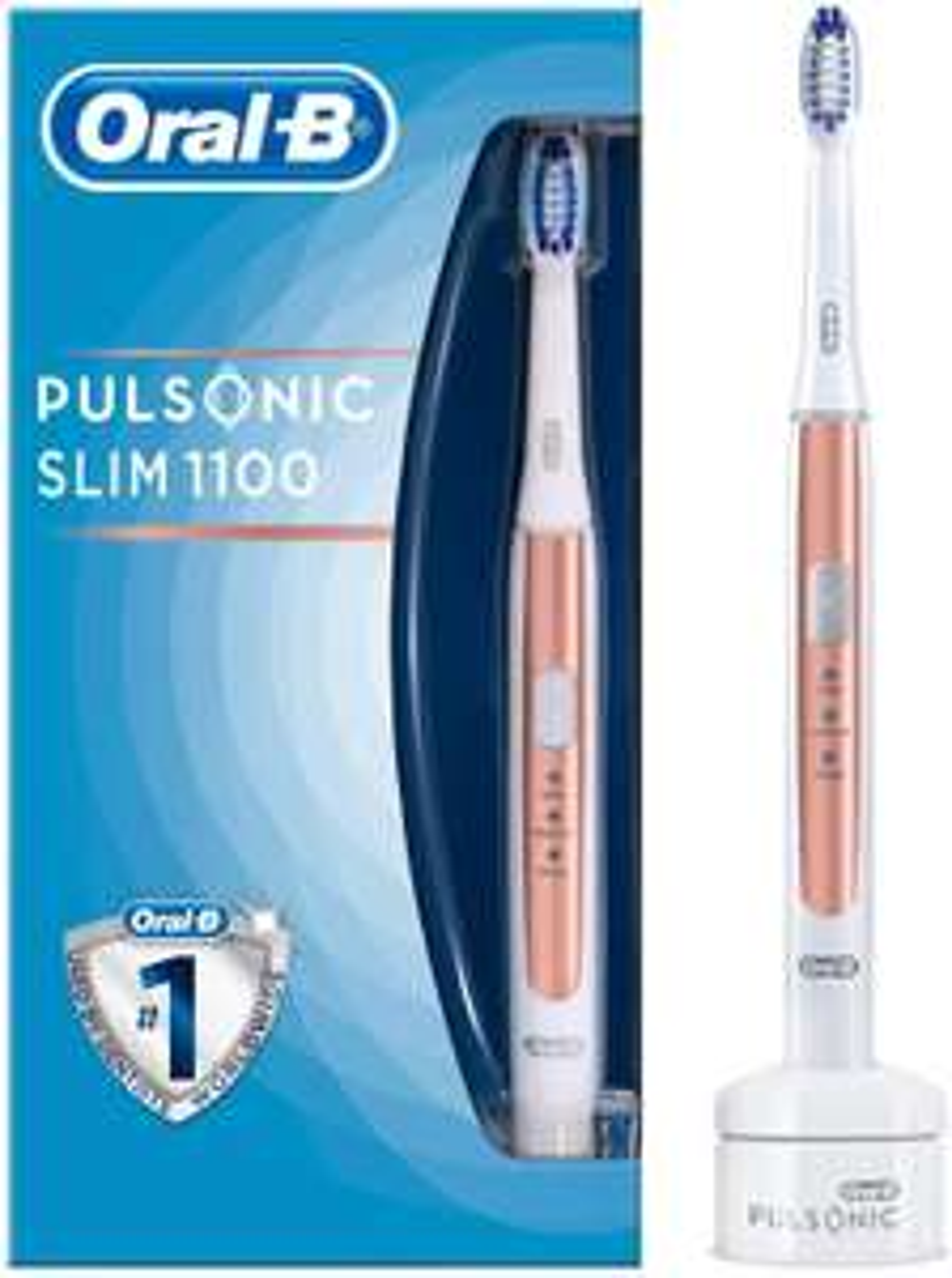 """Oral-B """"Pulsonic Slim 1100"""" elektrische Schallzahnbürste"""