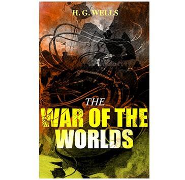 H. G. Wells - The war of the worlds (eBook, englisch)
