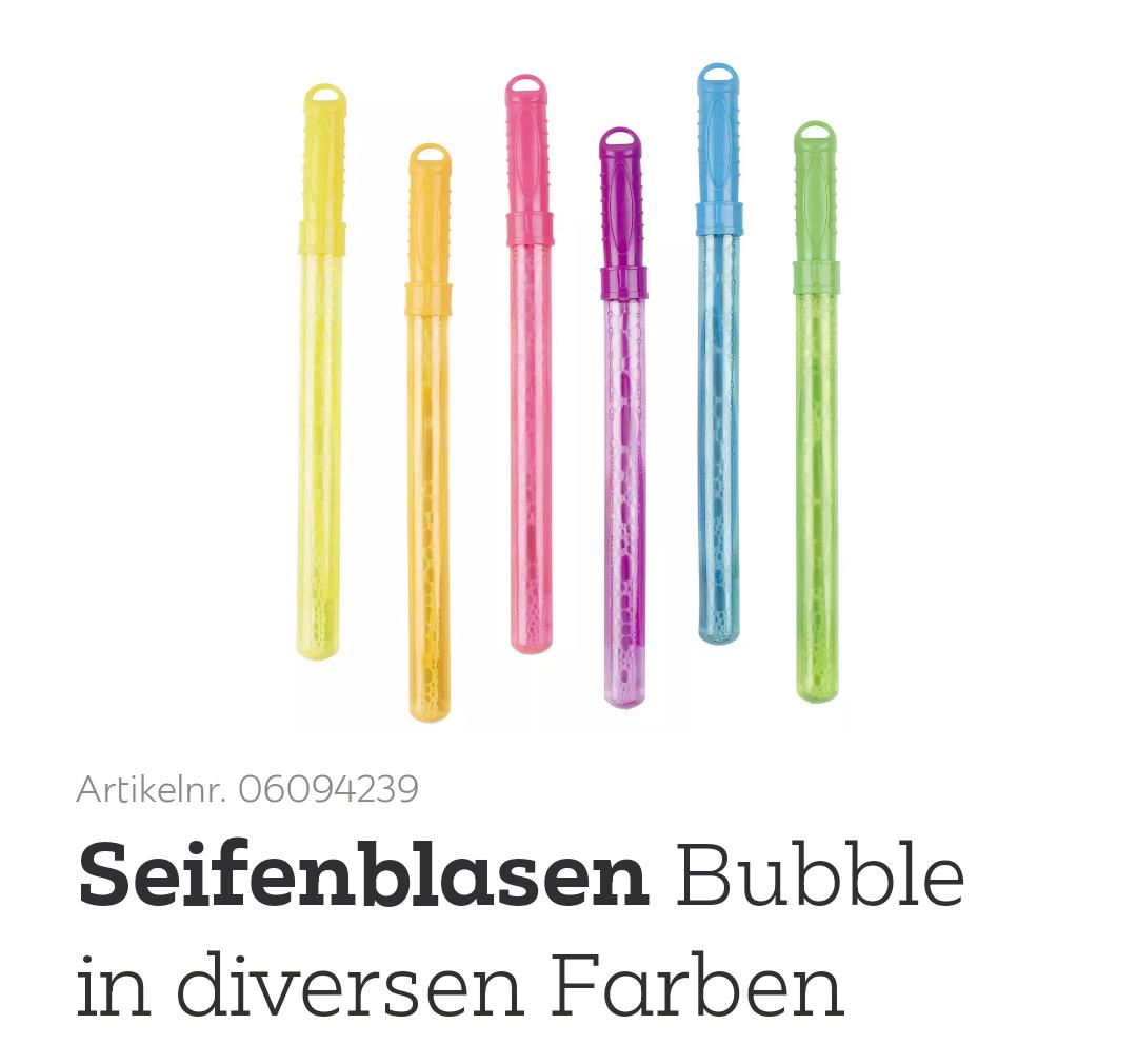 Seifenblasen 125ml