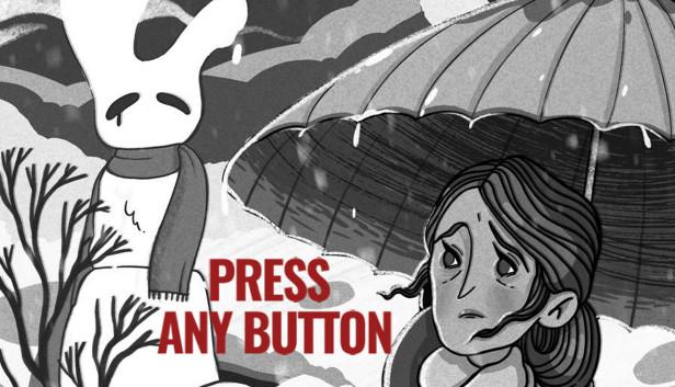 """""""Press Any Button"""" (Windows PC) gratis auf Steam bis 14. Juni"""
