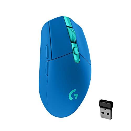 Logitech G305 LIGHTSPEED kabellose Gaming-Maus mit HERO 12K DPI Sensor