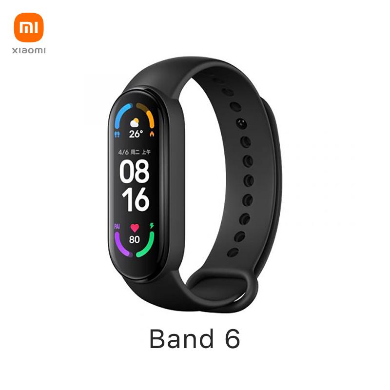 Xiaomi Mi Band 6 Fitness- & Aktivitätstracker für 37,99€ inkl. Versand aus der EU