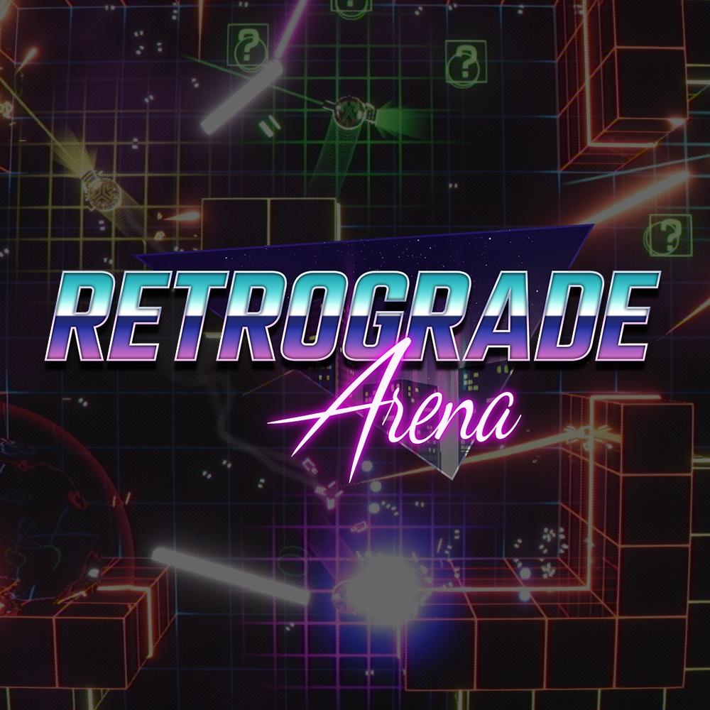 """""""Retrograde Arena"""" (Nintendo Switch) gratis im Nintendo eShop - Info -"""