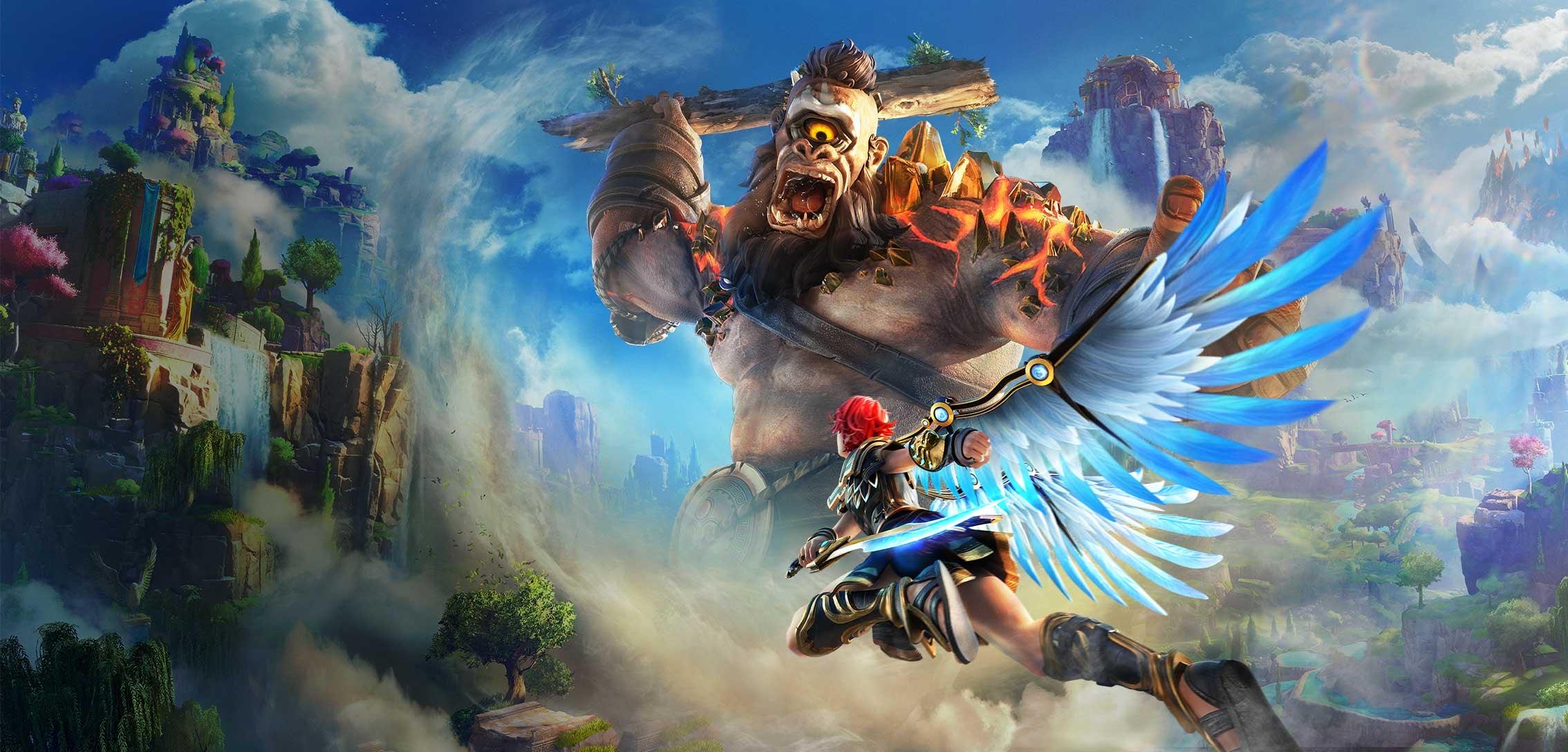 Immortals Fenyx Rising (PS4 / PS5)