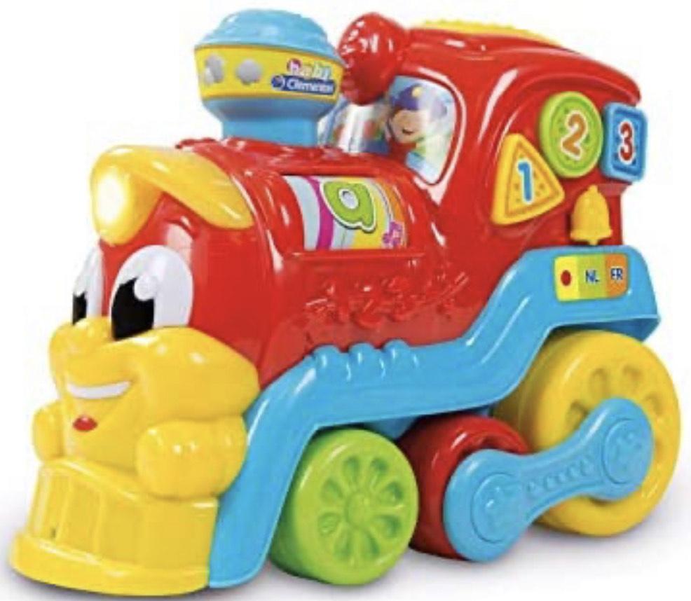 Clementoni Nino, Die Kleine Eisenbahn