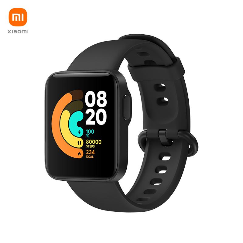 Xiaomi Mi Watch Lite - Smartwatch / Fitnesstracker; GPS - Versand aus der EU für 40,99€