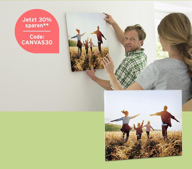 30/20% Rabatt auf Tchibo Foto Produkte