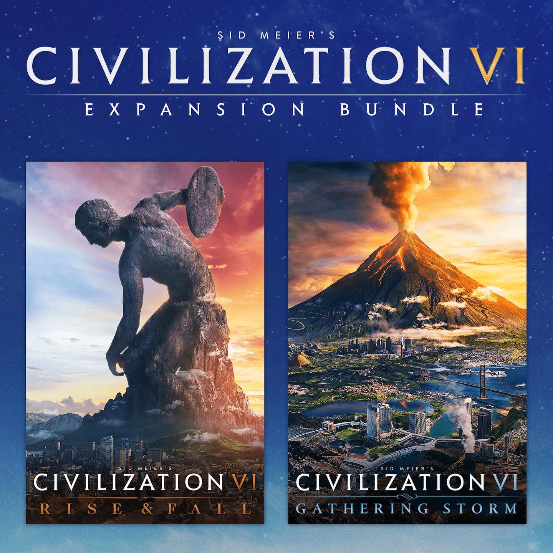 Civilization VI Erweiterungs-Bundle im PlayStation Store reduziert
