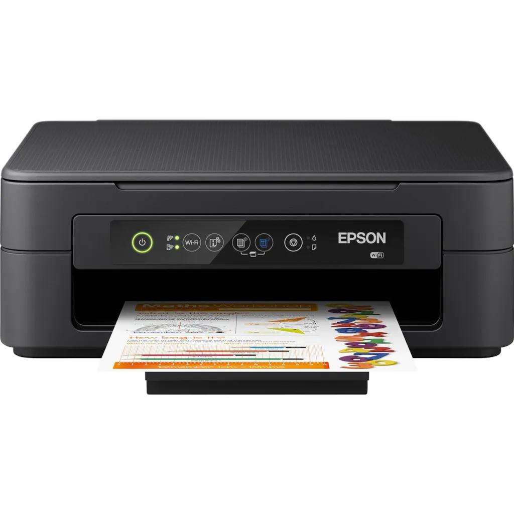 [Universal] Sammeldeal Canon und Epson Multifunktionsdrucker stark reduziert z.B.Epson Multifunktionsdrucker »Expression Home XP-2100 um 45€