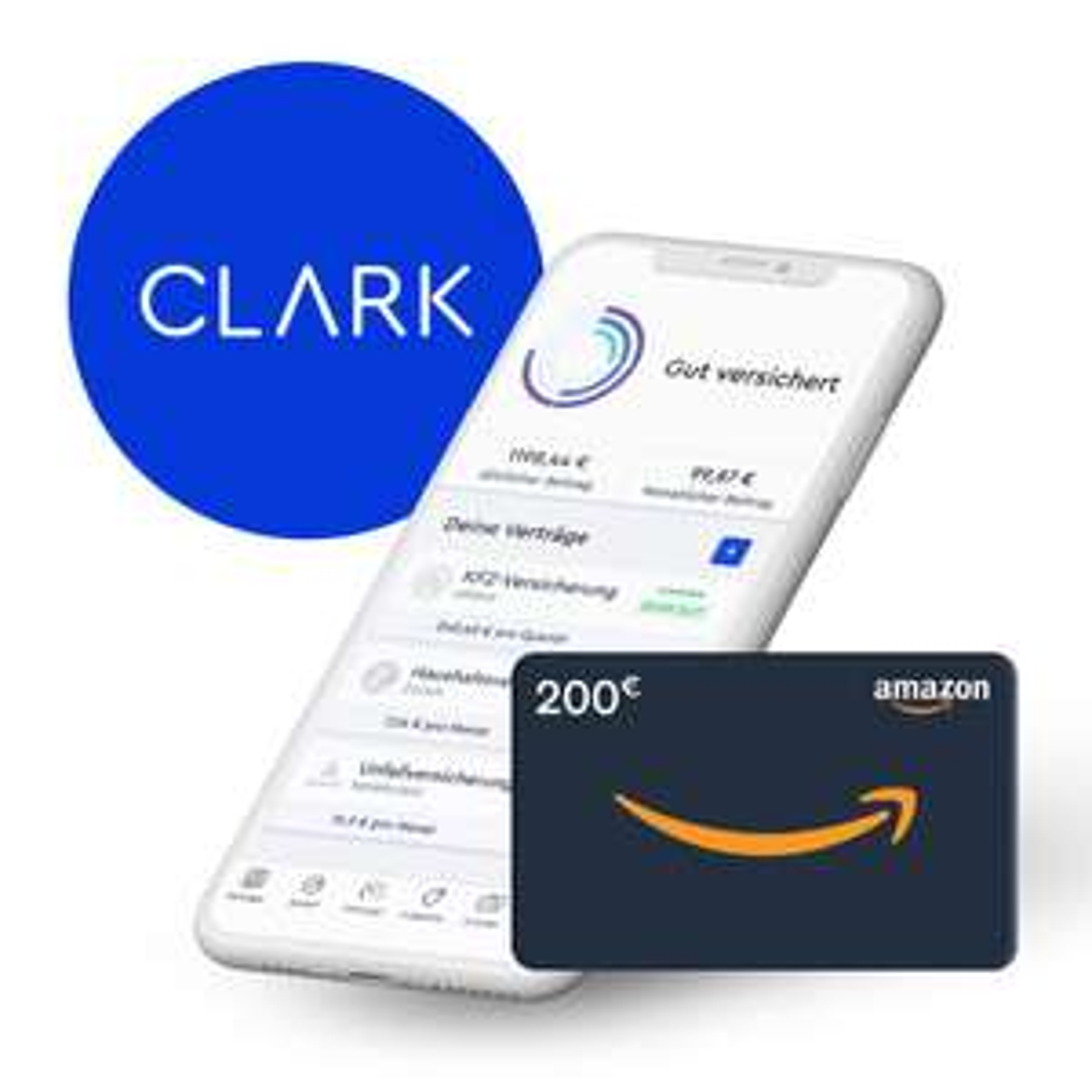 Bis zu 200€ Amazon Gutschein für ALLE - mit beliebigen Versicherungen - (Achtung - nur wenn euch der Versicherungsmakler egal ist!)