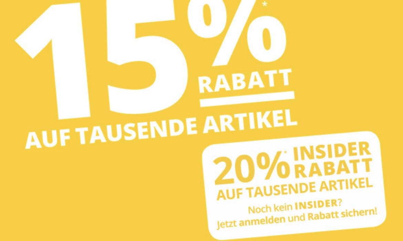 15/20% bei Peek&Cloppenburg