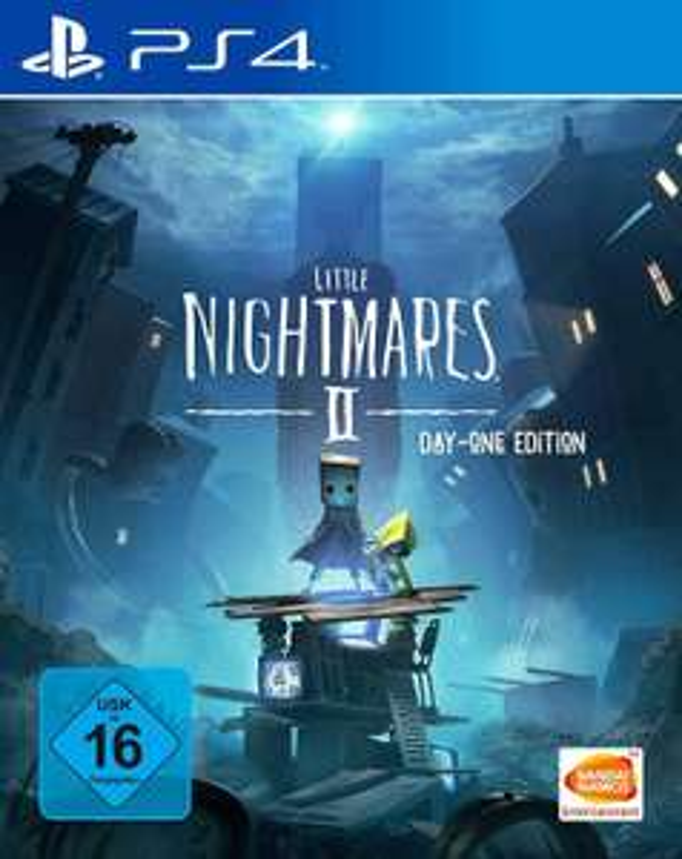 (PS4) Little Nightmares 2 für 20,16 (+PS5 Upgrade)
