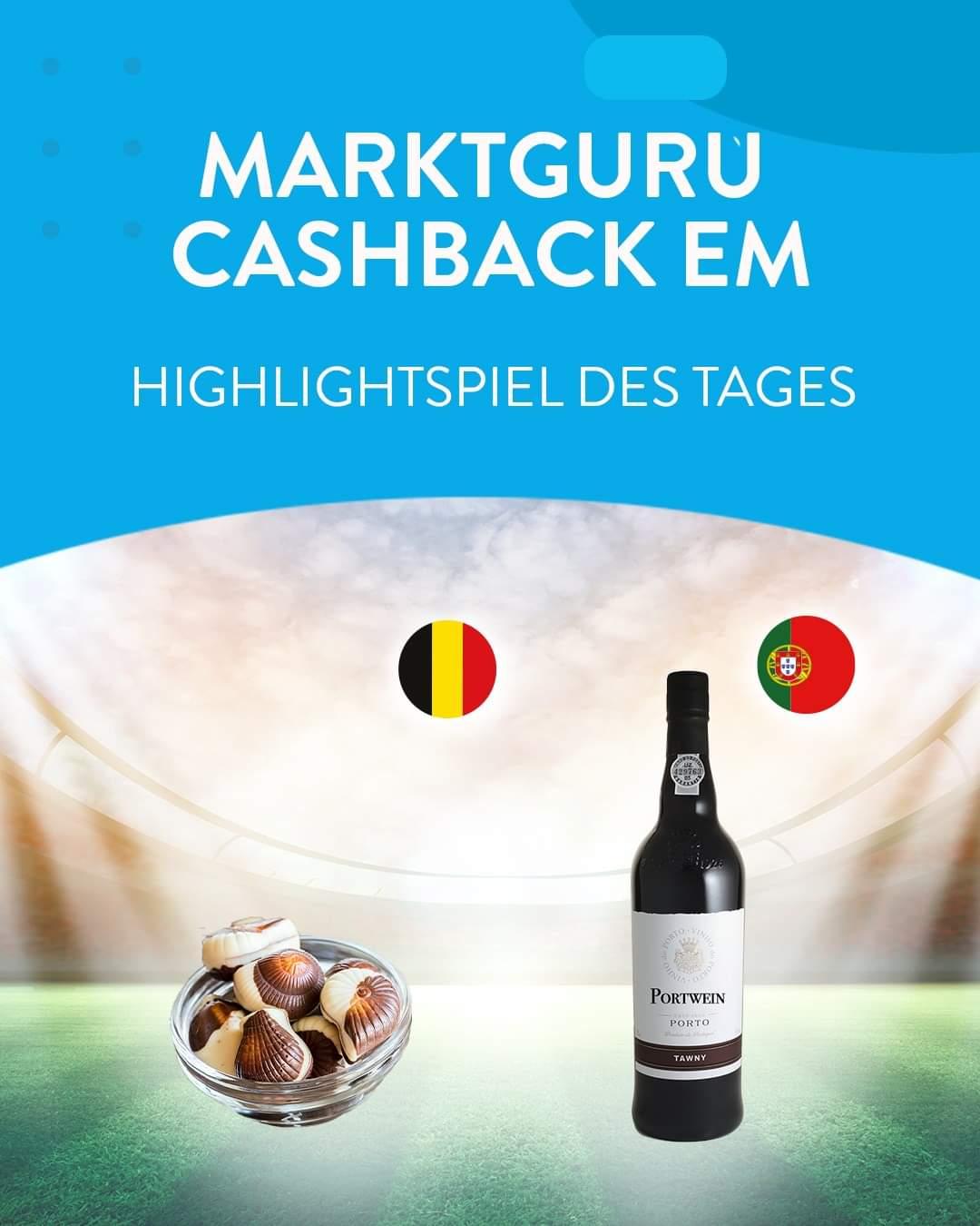Marktguru Cashback EM