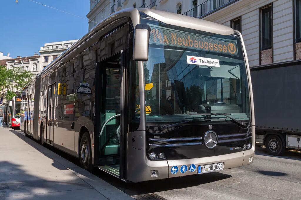 Wiener Linien - GRATIS Fahrt mit E-Gelenkbus (Linien 14A, 15A & 66A) - bis 22.06.2021