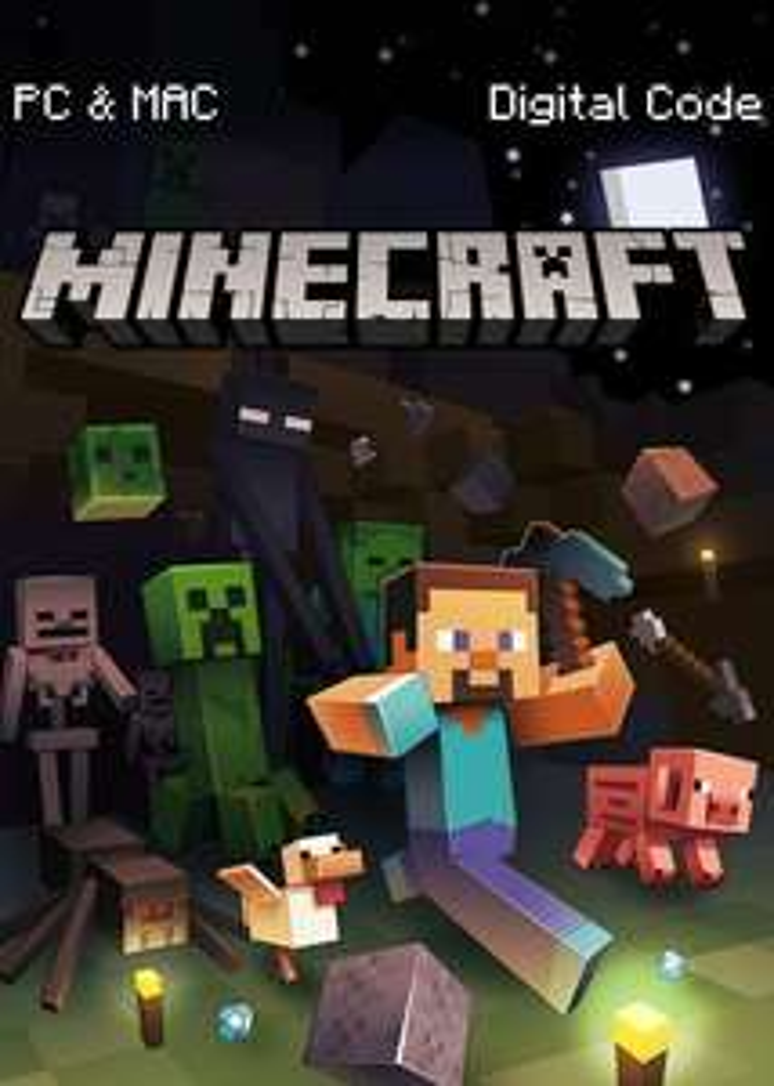 Minecraft Java Edition Key für PC & MAC