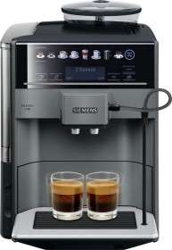 "Siemens ""TE 651509 DE EQ.6 Plus S100"" Kaffeevollautomat (schwarz/titanium)"