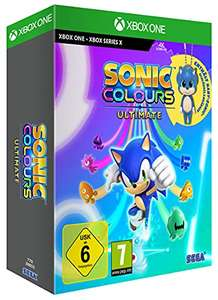 """""""Sonic Colours: Ultimate Launch Edition"""" (Xbox One / Xbox Series X) Vorbesteller"""