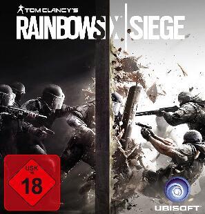 """""""Rainbow Six Siege"""" (Xbox One/PC/PS4/PS5) vom 17.6. bis 21.6 gratis spielen"""